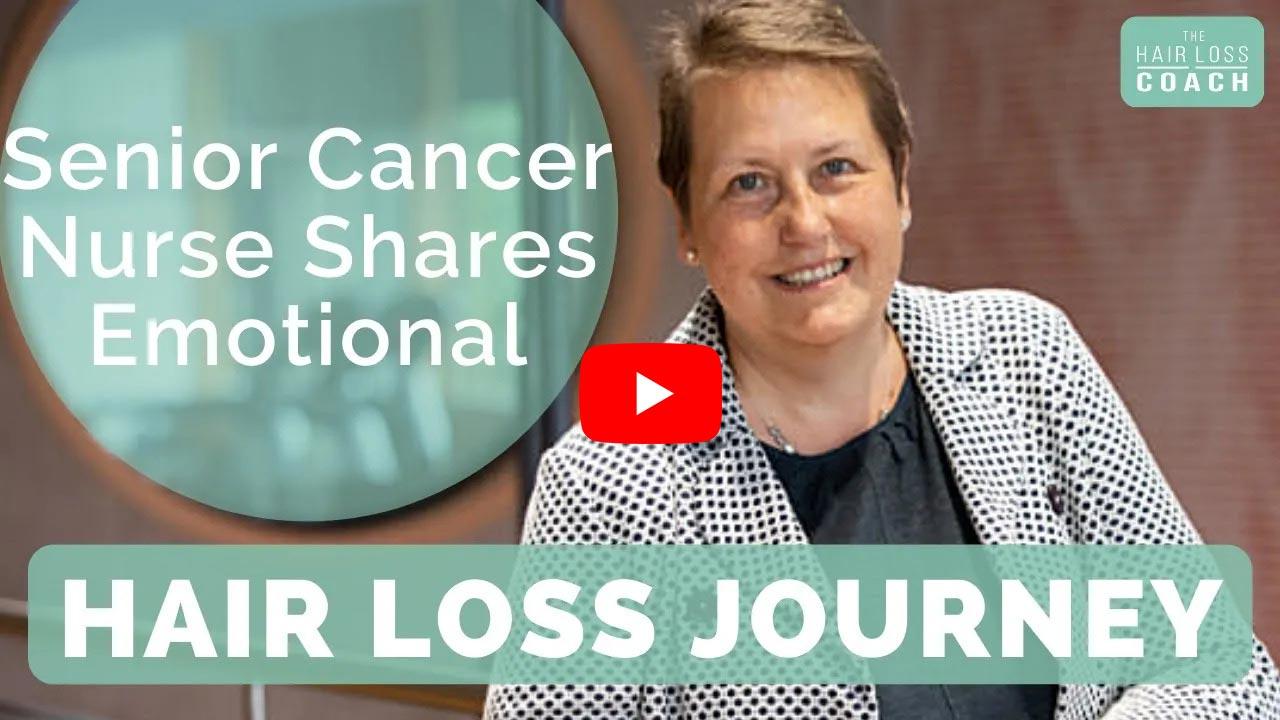 Senior Cancer nurse shares emotional journey